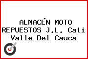 ALMACÉN MOTO REPUESTOS J.L. Cali Valle Del Cauca