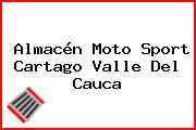 Almacén Moto Sport Cartago Valle Del Cauca