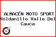 ALMACÉN MOTO SPORT Roldanillo Valle Del Cauca