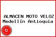 ALMACEN MOTO VELOZ Medellín Antioquia