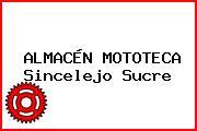 ALMACEN MOTOTECA Sincelejo Sucre