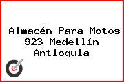Almacén Para Motos 923 Medellín Antioquia