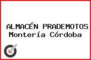 ALMACÉN PRADEMOTOS Montería Córdoba