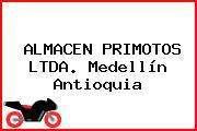 ALMACEN PRIMOTOS LTDA. Medellín Antioquia