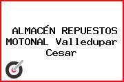 ALMACÉN REPUESTOS MOTONAL Valledupar Cesar