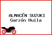 ALMACÉN SUZUKI Garzón Huila