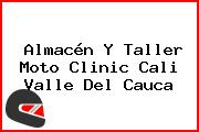 Almacén Y Taller Moto Clinic Cali Valle Del Cauca