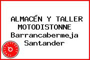 ALMACÉN Y TALLER MOTODISTONNE Barrancabermeja Santander