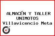 ALMACÉN Y TALLER UNIMOTOS Villavicencio Meta