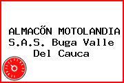 ALMACÕN MOTOLANDIA S.A.S. Buga Valle Del Cauca