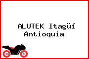 ALUTEK Itagüí Antioquia