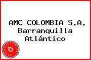 AMC COLOMBIA S.A. Barranquilla Atlántico