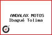 ANDALAX MOTOS Ibagué Tolima