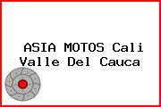 ASIA MOTOS Cali Valle Del Cauca