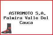 ASTROMOTO S.A. Palmira Valle Del Cauca