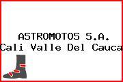 ASTROMOTOS S.A. Cali Valle Del Cauca