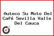 Auteco Su Moto Del Café Sevilla Valle Del Cauca