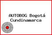 AUTOBOG Bogotá Cundinamarca