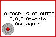 AUTOGRUAS ATLANTIS S.A.S Armenia Antioquia