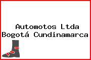 Automotos Ltda Bogotá Cundinamarca