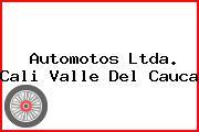 Automotos Ltda. Cali Valle Del Cauca