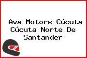 Ava Motors Cúcuta Cúcuta Norte De Santander