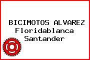 BICIMOTOS ALVAREZ Floridablanca Santander