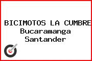 BICIMOTOS LA CUMBRE Bucaramanga Santander