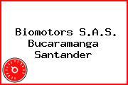 Biomotors S.A.S. Bucaramanga Santander