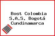 Bost Colombia S.A.S. Bogotá Cundinamarca