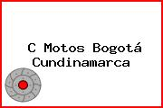 C Motos Bogotá Cundinamarca