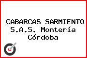 CABARCAS SARMIENTO S.A.S. Montería Córdoba