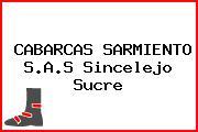 CABARCAS SARMIENTO S.A.S Sincelejo Sucre