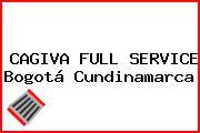 CAGIVA FULL SERVICE Bogotá Cundinamarca