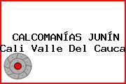 CALCOMANÍAS JUNÍN Cali Valle Del Cauca