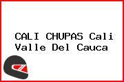 CALI CHUPAS Cali Valle Del Cauca