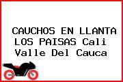 CAUCHOS EN LLANTA LOS PAISAS Cali Valle Del Cauca
