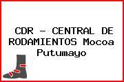 CDR - CENTRAL DE RODAMIENTOS Mocoa Putumayo