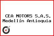 CEA MOTORS S.A.S. Medellín Antioquia