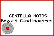 CENTELLA MOTOS Bogotá Cundinamarca