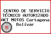 Centro De Servicio Técnico Autorizado Akt Motos Cartagena Bolívar
