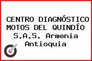 CENTRO DIAGNÓSTICO MOTOS DEL QUINDÍO S.A.S. Armenia Antioquia