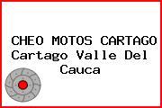 CHEO MOTOS CARTAGO Cartago Valle Del Cauca