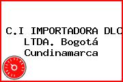 C.I. Importadora Dlc Ltda. Bogotá Cundinamarca