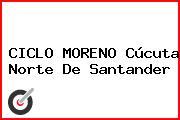 CICLO MORENO Cúcuta Norte De Santander
