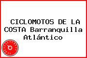CICLOMOTOS DE LA COSTA Barranquilla Atlántico