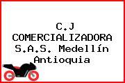 C.J COMERCIALIZADORA S.A.S. Medellín Antioquia