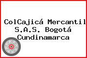 ColCajicá Mercantil S.A.S. Bogotá Cundinamarca