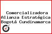 Comercializadora Alianza Estratégica Bogotá Cundinamarca