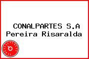CONALPARTES S.A Pereira Risaralda
